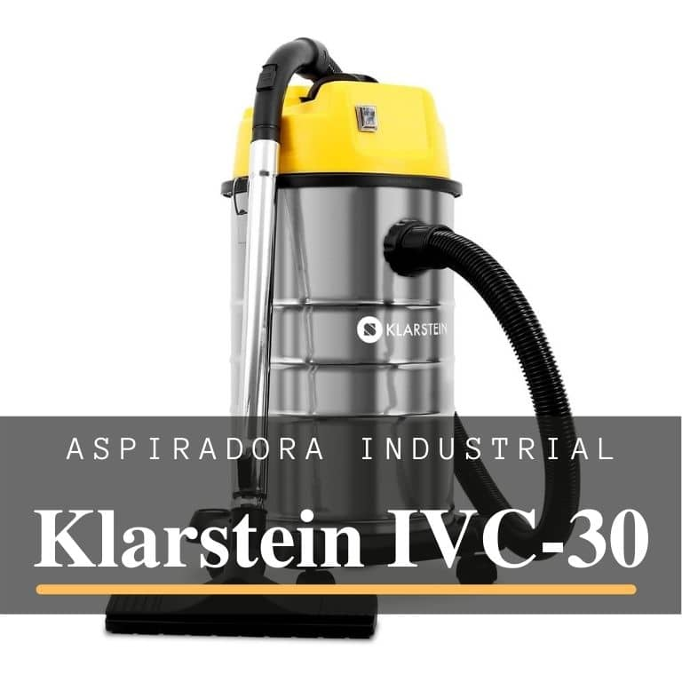 Aspiradora Industrial Klarstein IVC-30