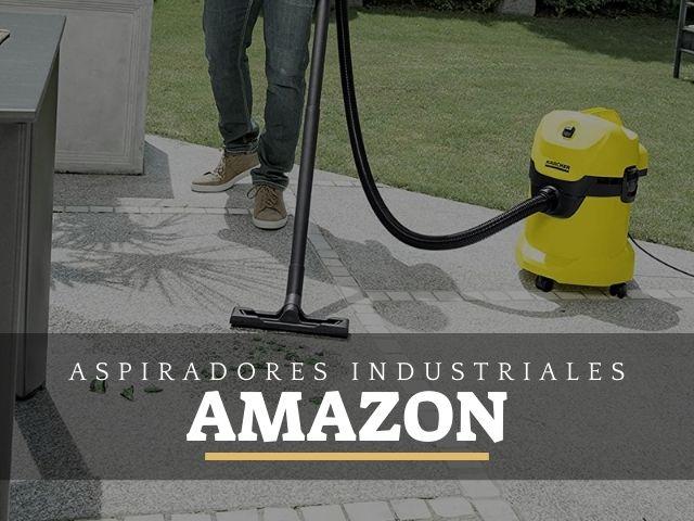 los mejores aspiradores industriales amazon