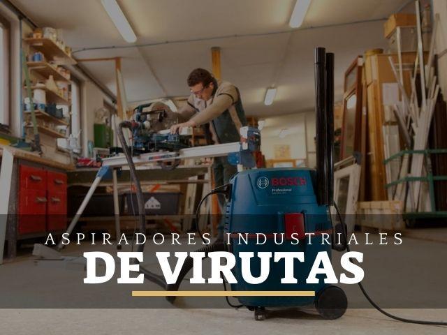 los mejores aspiradores industriales de virutas