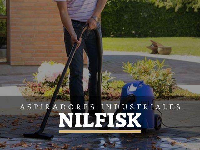 los mejores aspiradores industriales nilfisk